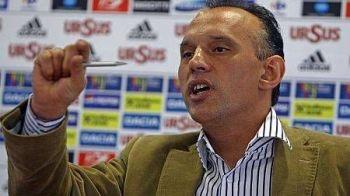 """Acuzatii grave in fotbalul romanesc! Liderul e suspectat ca aranjeaza meciuri cu arbitrii: """"Sunt delegari ciudate!"""" Atacul dur al lui Prunea:"""