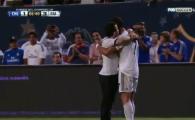 Gest EMOTIONANT facut de Ronaldo pentru un pusti care a intrerupt un meci al Realului! Scrisoarea cu care il poate scapa de politie: