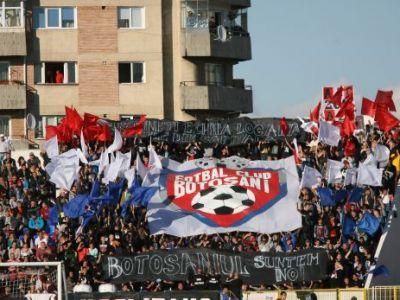Corona Brasov 1-2 FC Botosani! Moldovenii continua sa viseze la PODIUM! Hadnagy intoarce rezultatul de unul singur!