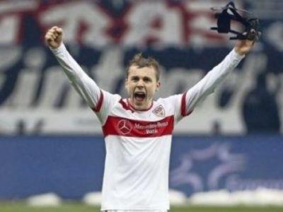 In forma MAXIMa! Pustiul MINUNE al Stuttgart-ului, GOL si PASA de gol in victoria cu 4-0 obtinuta la Braunschweig! VIDEO: