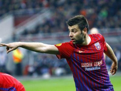 """Mesajul lui Rusescu pentru fanii Stelei! Ce spune fostul golgheter despre reintoarcerea in Ghencea: """"Sa nu scrii asta"""" :)"""