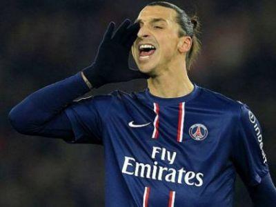 """Declaratia SOC facuta de Ibrahimovic: """"Mi-as da viata pentru el!"""" Pe cine lauda starul lui PSG:"""