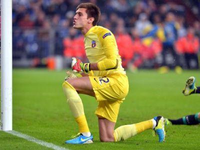 BOMBA! Steaua il poate pierde GRATIS pe Tatarusanu! Un club gigant din Franta e pe urmele lui! Cine il urmareste cu Chelsea: