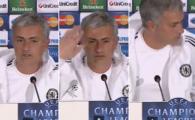 """VIDEO """"E INCREDIBIL! Doar despre asta vorbiti!"""" Mourinho a plecat FURTUNOS de la conferinta! Intrebarea care l-a scos din minti!"""