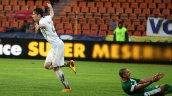 Astra egaleaza Steaua in clasament! Primele goluri pentru Bukari si Yazalde in Romania: Astra 3-0 FC Brasov!