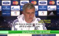 """VIDEO Mourinho l-a laudat pe Reghecampf: """"Steaua e foarte bine organizata!"""" Ce spune Lampard despre duelul cu campioana Romaniei:"""