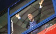 Imagine FABULOASA: Becali a anuntat din DUBA masacrul lui Chelsea pe National Arena! Ce rezultat a dat