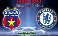 Ne-au batut cu SCHURRLE si trambite! Georgievski si-a dat un autogol de tot rasul! Vezi toate fazele din Steaua 0-4 Chelsea