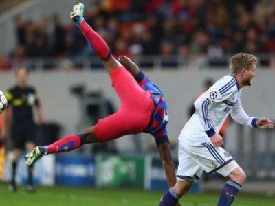 Moment UMILITOR pentru Steaua in Liga! Asa ceva nu i s-a mai intamplat NICIODATA! 11 oameni au fost facuti PRAF de un singur jucator