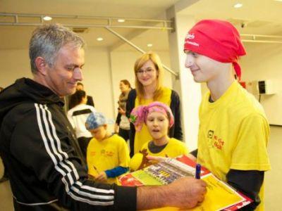 GEST senzational al lui Mourinho la Bucuresti! Bogatii de la Chelsea au PLANS de emotie! Momentul NESTIUT de pe National Arena