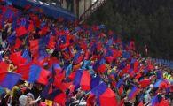 Sanctiune DRASTICA pentru Steaua dupa meciul cu ACS Poli! Pedeapsa primita dupa incidentele provocate de fani: