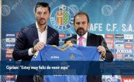 """Marica, prezentat oficial la Getafe: """"Raul m-a ajutat sa ajung aici!"""" Ce a spus despre noul nume de pe tricou:"""