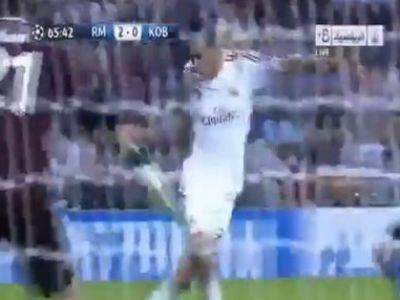 FABULOS! Asta-i faza inceputului de sezon! Di Maria a dat o pasa geniala prin RABONA pentru golul lui Cristiano Ronaldo! VIDEO