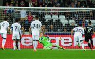 Cel mai SLAB penalty al sezonului de Europa League! Un fotbalist s-a facut de ras cu o executie de la 11 metri: