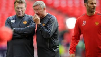 """Cea mai mare TEAPA a lui Sir Alex sau starul distrus de Moyes? Masura surprinzatoare luata la United! Ce se intampla cu """"bijuteria"""" de 20 de milioane:"""