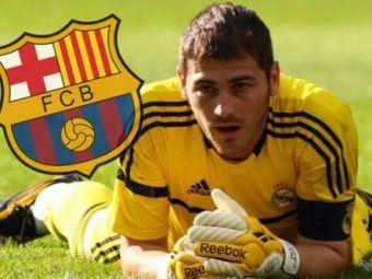 Presedintele Barcelonei a vorbit despre TRADAREA SECOLULUI! Ce sanse are Casillas sa vina la Barcelona, dupa 500 de meciuri in tricoul lui Real