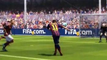 OFICIAL: Neymar stie cele mai multe SCHEME din FIFA 14! Fazele la care NU poate fi oprit jucatorul-dinamita! VIDEO