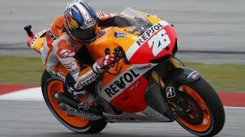 Dani Pedrosa a castigat Marele Premiu al Malaysiei! Valentino Rossi a terminat pe 4! Clasamentul general al pilotilor: