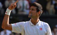 Novak Djokovici a castigat Masterul de la Shanghai dupa ce l-a invins pe Del Potro in finala!