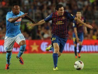 Schimbul neasteptat pe care Barca si Napoli il pregatesc! Barcelona, gata sa trimita un mijlocas BULDOZER in Serie A! Pe cine cere la schimb: