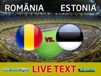 N-am dat 5 dar a iesit bine! Marica reuseste o dubla ce ne duce la BARAJ! Vezi toate fazele din Romania 2-0 Estonia
