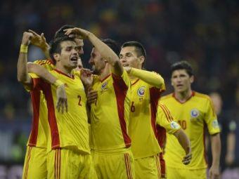 """EROUL Romaniei vrea stadionul PLIN la baraj: """"Suntem mandri de ce am realizat!"""" De ce n-am facut scor cu Estonia:"""