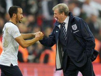 """""""Hraneste MAIMUTA! Hraneste MAIMUTA!"""" Selectionerul Angliei, fortat sa-si ceara scuze public dupa calificarea Angliei la CM! Cum si-a jignit un jucator:"""