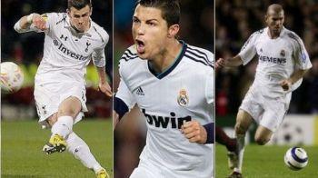 TOPUL celor mai scumpe 10 transferuri din istoria sportului: In 2013 s-au facut 4 transferuri ASTRONOMICE