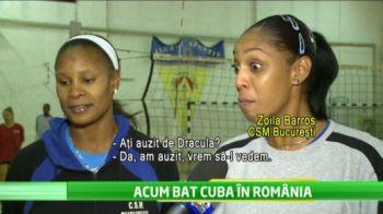 La volei s-au facut cele mai tari transferuri ale anului in Romania! La Bucuresti au aterizat doua cubaneze, campioane olimpice! VIDEO