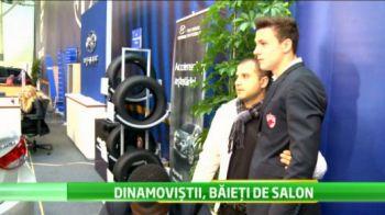 """Cainii au fost sedusi de multi cai putere :) Pustiul Balint abia si-a luat carnetul: """"Mi-au placut masinile vechi!"""" Dinamovistii viseaza in continuare la titlu:"""