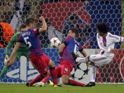 LIVE BLOG Sezi bland si hai, Steaua   VIDEO Steaua 1-1 Basel: 'LINISTE! GATA!' Imaginea de MII de like-uri! Tatu n-a mai rezistat si a facut gestul lui Ronaldo dupa gol