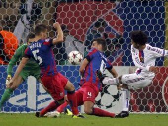LIVE BLOG Sezi bland si hai, Steaua | VIDEO Steaua 1-1 Basel: 'LINISTE! GATA!' Imaginea de MII de like-uri! Tatu n-a mai rezistat si a facut gestul lui Ronaldo dupa gol