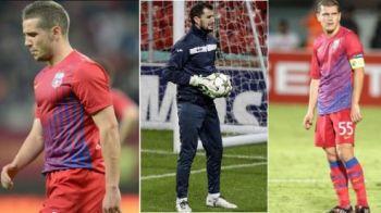 TOPUL celor mai valorosi 10 jucatori din Liga I: Steaua ocupa 6 locuri! Aparitie SURPRIZA pe locul 1: