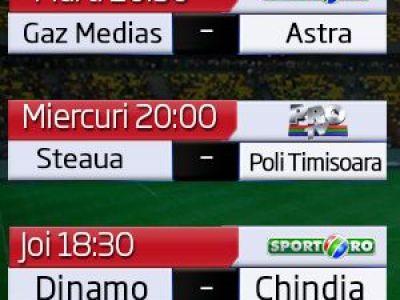 Optimile Cupei Romaniei sunt LIVE VIDEO pe ProTv si Sport.ro!