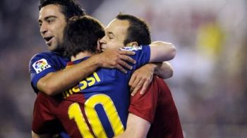 Transferul la care nu se astepta nimeni! Barca i-a gasit inlocuitor lui Xavi! Pustiul GENIAL chemat sa-i dea pase lui Neymar intr-o echipa perfecta!