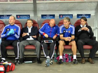 """""""Am pierdut doua puncte!"""" Antrenorul lui Basel, dezamagit de rezultatul de la Bucuresti! Ce pregateste la retur:"""