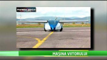 Incredibil! Masina care zboara cu 220km/h a devenit realitate! Cat costa BIJUTERIA: VIDEO