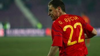 Rio, ce ma BUCUR sa te vad! Gigel Bucur e in forma maxima inainte de barajul cu Grecia: 2 goluri in poarta lui Anji! VIDEO