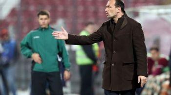 """Obiectiv ratat: Ionut Badea a fost DEMIS de la Otelul! Cine este primul antrenor pe lista clubului: """"Ar fi un vis pentru noi!"""""""
