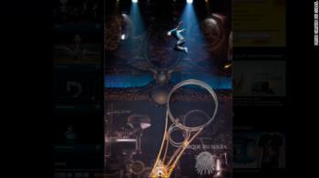 "BREAKING NEWS! Cirque du Soleil, la un pas de tragedie! Un performer a cazut din ""Roata Mortii""! Anuntul facut de CNN in urma cu cateva minute:"