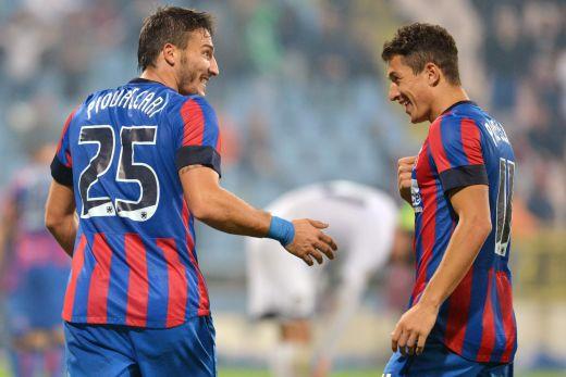 """Isi revine Steaua in Champions League? Pintilii a revenit la antrenamente! """"Meciul de miercuri e cel mai important pentru noi!"""""""