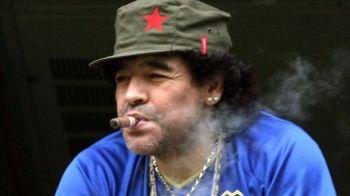 """Maradona face PRAF un antrenor roman: """"Nu stie sa se comporte, stim cu totii ce fel de om este"""""""
