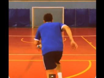 Zeul fotbalului din sala loveste din nou! Cele mai tari penalty-uri POSIBILE! Scheme de milioane direct din Brazilia! VIDEO: