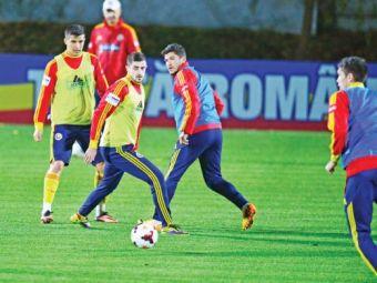 Cocis a jucat al 50-lea meci la nationala, Stancu a marcat al 6-lea gol pentru Romania! Cifrele meciului cu Grecia