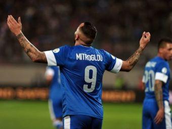 """Killer-ul nationalei e pregatit pentru RAZBOI la retur: """"Mergem la Bucuresti ca si cum a fost 0-0 in tur!"""" Cum se pregatesc grecii:"""