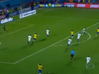 FABULOS! Asta e cel mai frumos fotbal din lume! Brazilia a dat un gol GENIAL! Video