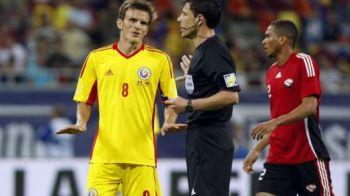 Scapam de prietenul lor portughez, vine 'fratele' nostru sarb! Cine va arbitra returul de la Bucuresti: