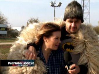 VIDEO ProMotor: Gina Pistol, Batman si Superman de la stana testeaza cea mai tare masina facuta in Romania!