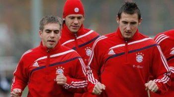 """Bayern si-a anulat antrenamentul! """"Va fi foarte dificil sa castigam la Moscova!"""" Ce RECORD al Barcei pot sa bata nemtii in aceasta seara:"""