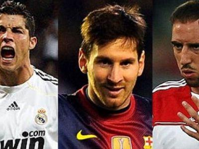 Four Four Two a facut TOPUL celor mai tari 100 de fotbalisti! Ibrahimovici a innebunit cand a vazut asta! Pe ce loc se afla: